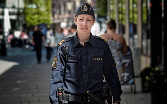 Enheten For Polisiart Arbete Malmo Universitet